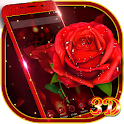 3D Rose Launcher icon
