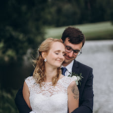 Wedding photographer Jiří Šmalec (jirismalec). Photo of 15.07.2018