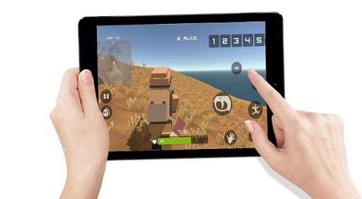 Battle Craft Royale Free Offline android2mod screenshots 3