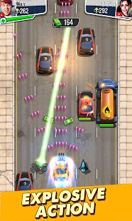 Road Blast - Crazy Rider Screenshot