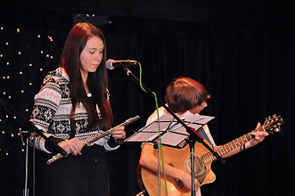 """Photo: Adventní koncert 2011. Pondělí 12. prosinec 2011. Kulturní dům Ostrava-Jih """"K-TRIO""""."""