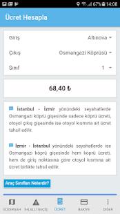 İstanbul-Bursa-İzmir Otoyolu - náhled