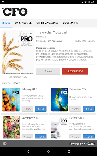 The Pro Chef Middle East