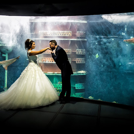Wedding photographer Yann Faucher (yannfaucher). Photo of 23.11.2017