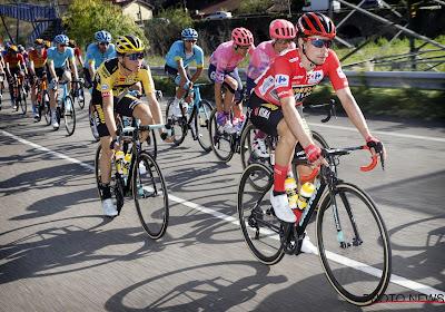 """Primoz Roglic opnieuw aan de leiding in de Vuelta: """"Je kan beter een voorsprong hebben dan een achterstand"""""""