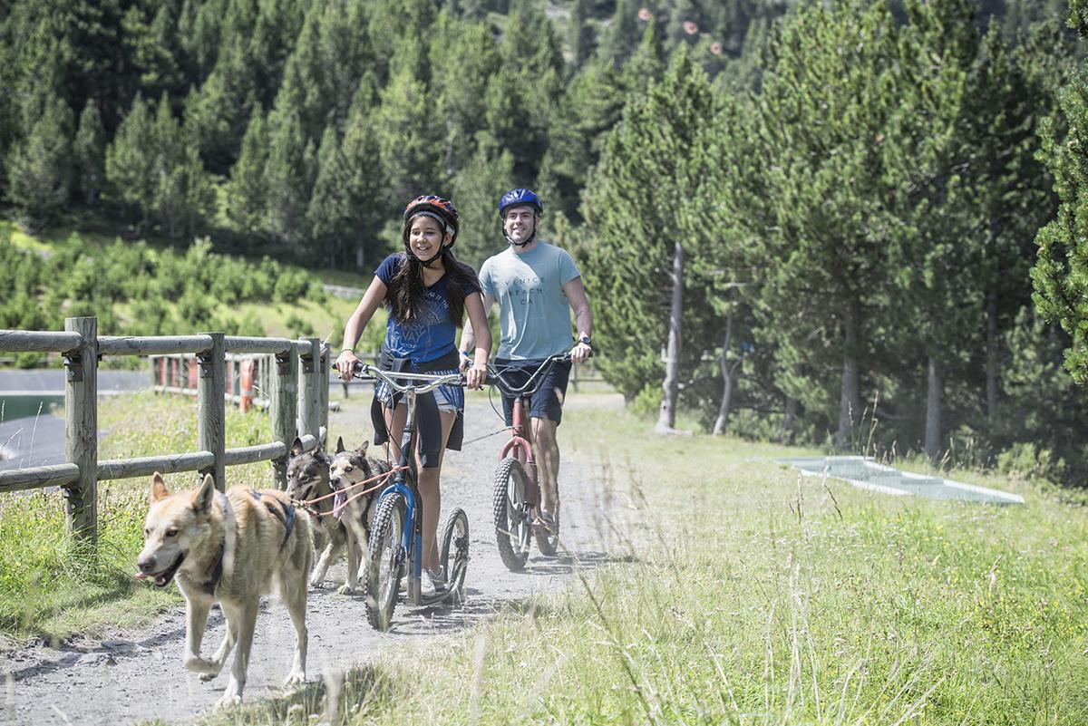 Actividades da natureza em Andorra