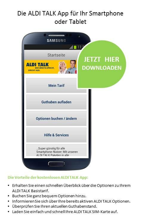 Aldi Talk App Down