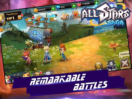 All-Stars Saga 1.9 screenshots 11