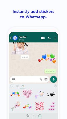 Sticker.ly - Sticker Maker & WhatsApp Status Videoのおすすめ画像2