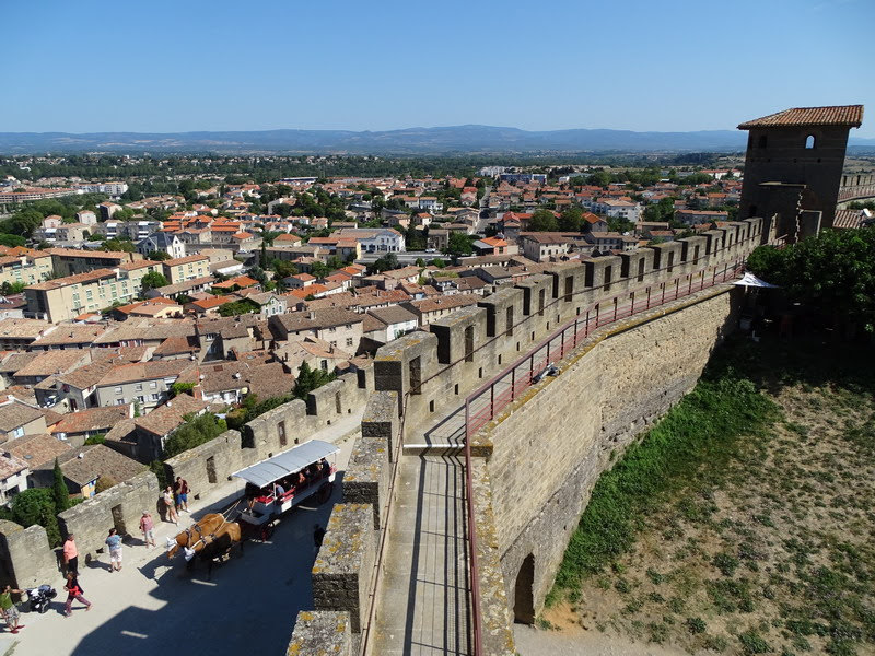 Французско-испанское приграничье (август 2018)