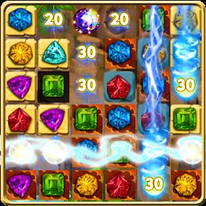 Gems Matching