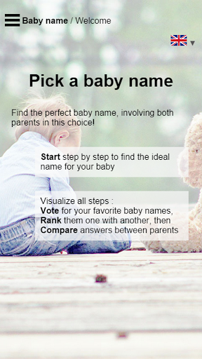 Pick a Baby Name