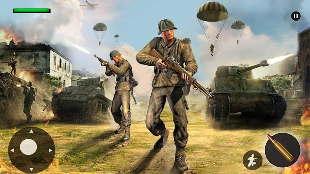 US Army Survival Battlegrounds FPS Shooting Game