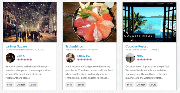 Gogobot: Do you have time for a museum, restaurant or beach day at a resort?
