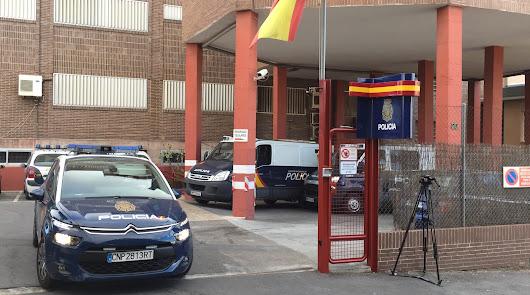 Salud realiza un cribado masivo entre agentes de la Policía Nacional en Almería