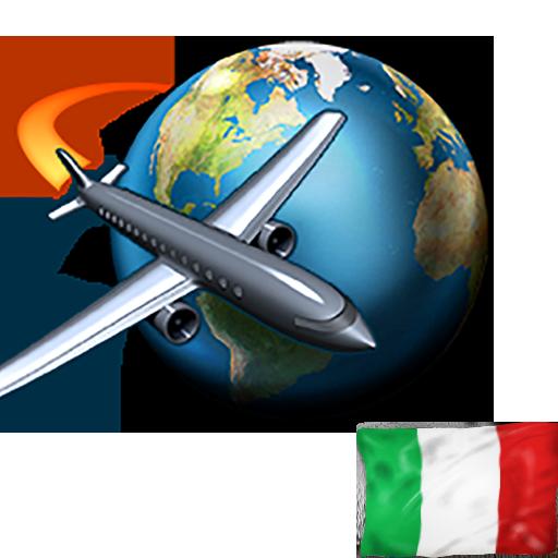イタリア語:単語+音声、フレーズ 旅遊 App LOGO-硬是要APP