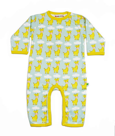 Sture & Lisa Pyjamas Giraffe
