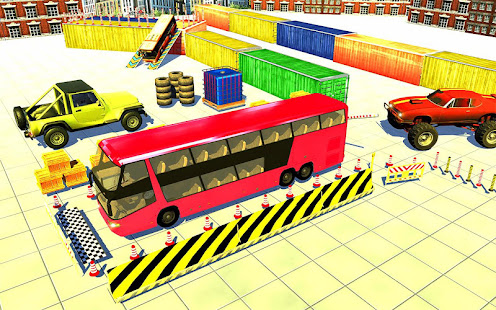 Download Bus Driving Simulator - Coach Parking Games For PC Windows and Mac apk screenshot 14