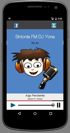 Sintonia FM DJ Yona