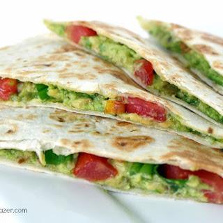 Avocado Quesadillas (Vegan) Recipe