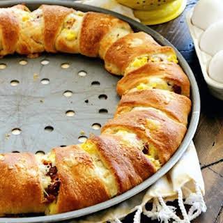Croissant Ring Recipes.