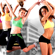 Aerobic fitness workout