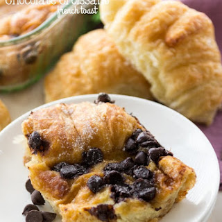 Baked Croissant French Toast Recipe