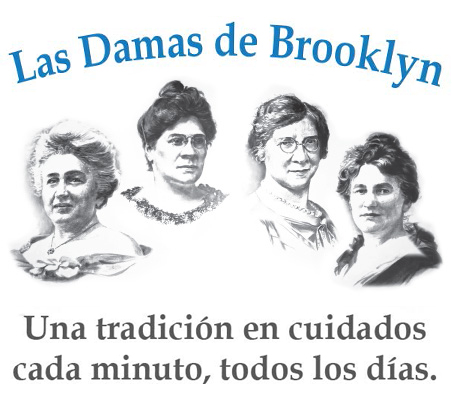 Logo de Las Damas de Brooklyn