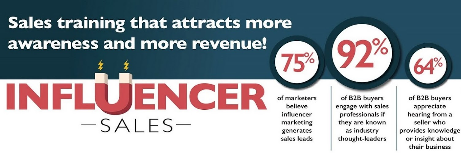 Influencer Sales Web Series - October - 90 min
