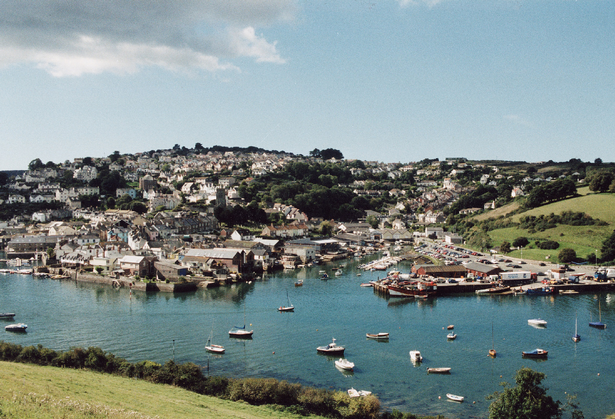 This South Hams town is the least affordable place in Devon to buy a property, according to Zoopla