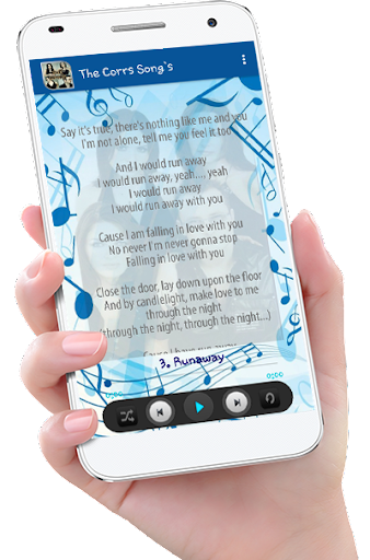 The Corrs Song's plus Lyrics App Report on Mobile Action