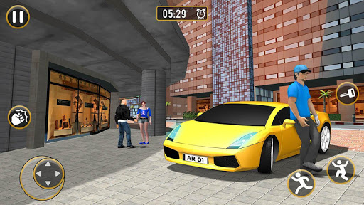 Gangster Driving: City Car Simulator Game 1.0 Cheat screenshots 1
