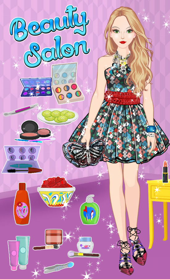 Princess fashion beauty salon android apps on google play Fashion style and beauty games