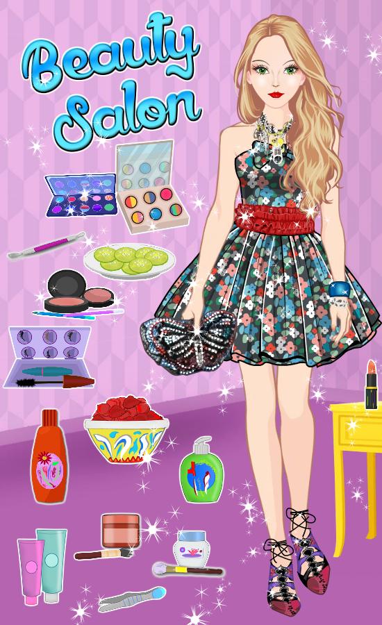 Princess Fashion Beauty Salon Android Apps On Google Play