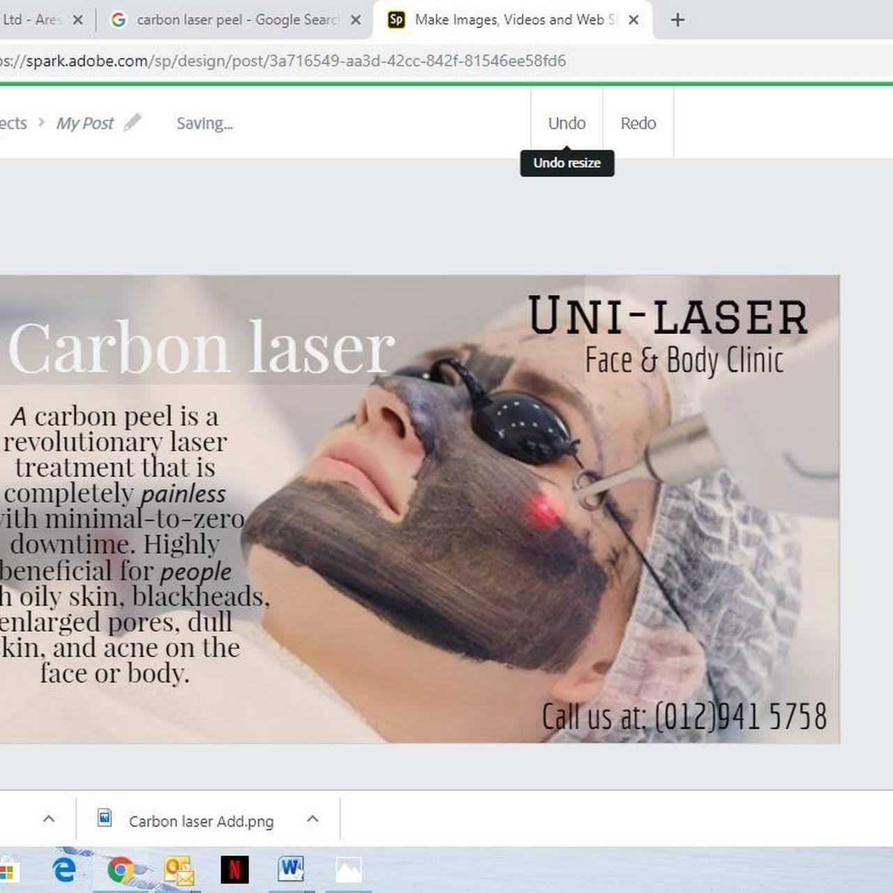 Uni-Laser Face & Body Clinic - Beauty Clinic in Sinoville