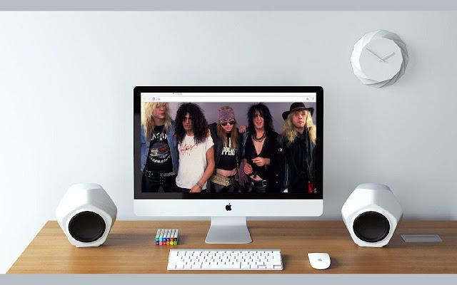 Guns N' Roses HD Tab