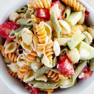 Pasta Salad Sweet Dressing Recipes