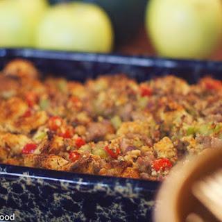 Sausage & Cornbread Stuffing