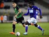 Marius Noubissi scoorde twee keer voor Beerschot