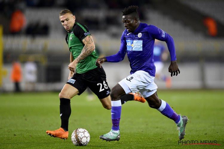 """Marius Noubissi : """"Nous devons continuer à travailler et nous battre en équipe"""""""