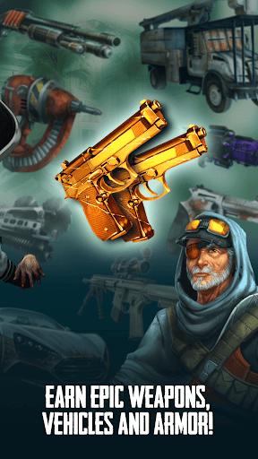 Zombie Slayer: Survival apkpoly screenshots 5