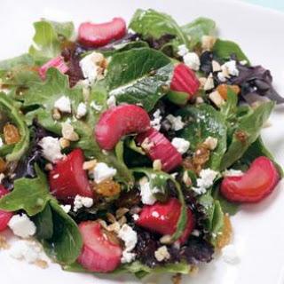 Rhubarb Salad Recipes