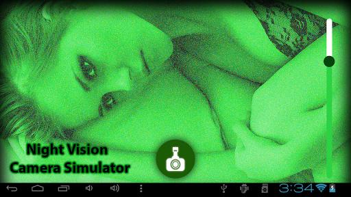 Night Vision Camera Simulator