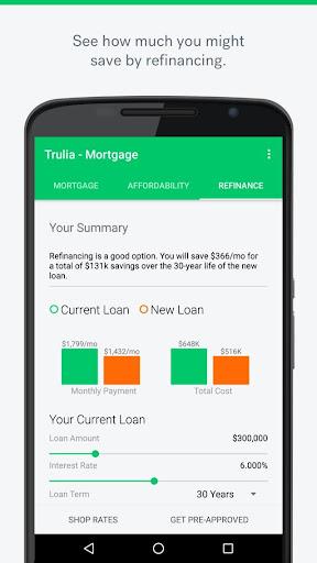 Trulia Mortgage Calculators  screenshots 3