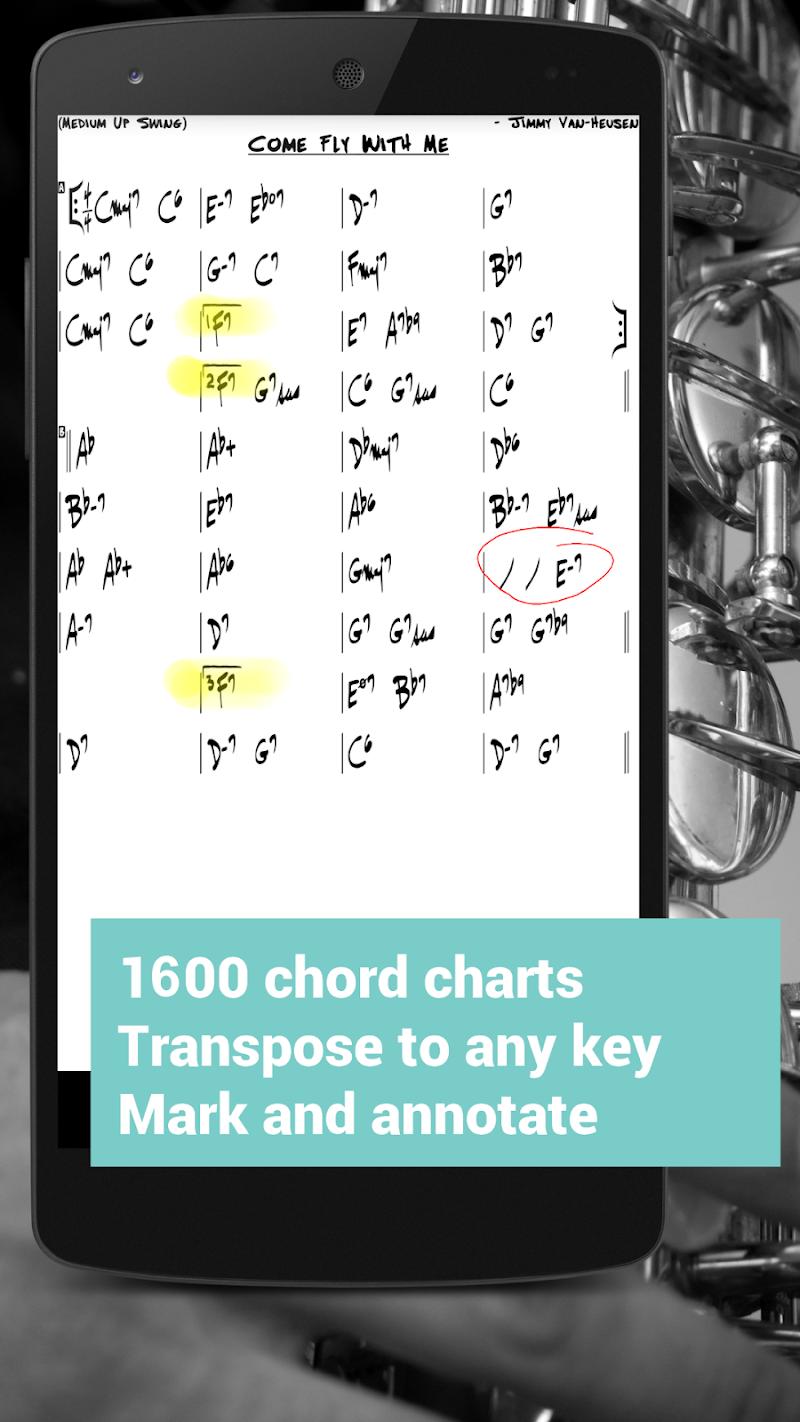 Fakebook Pro: Real Book and PDF Sheet Music Reader Screenshot 0