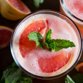 Fresh Grapefruit Margarita