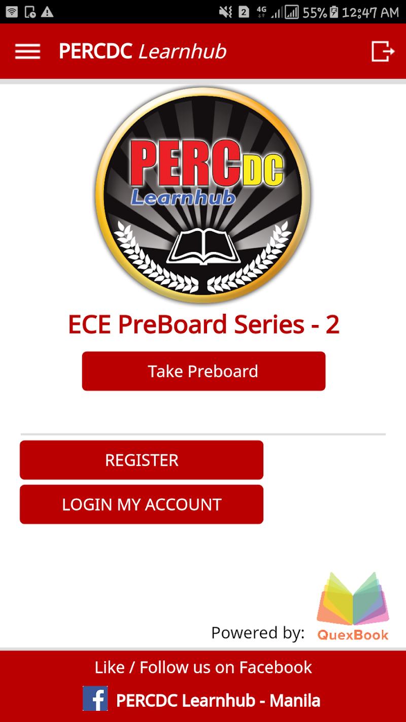 Скриншот ECE PreBoard 2