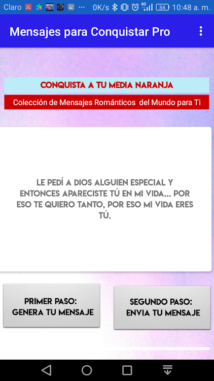 Frases Y Mensajes De Amor Pro Android приложения Appagg