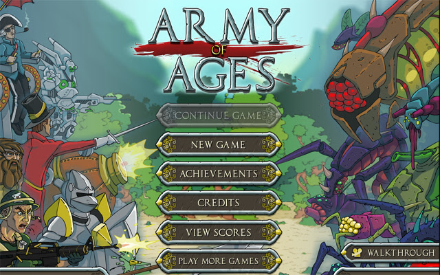 Army of Ages Game [Play Online]