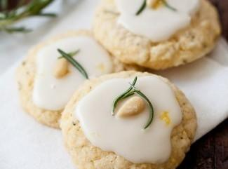 Lemon Rosemary Cookies Recipe